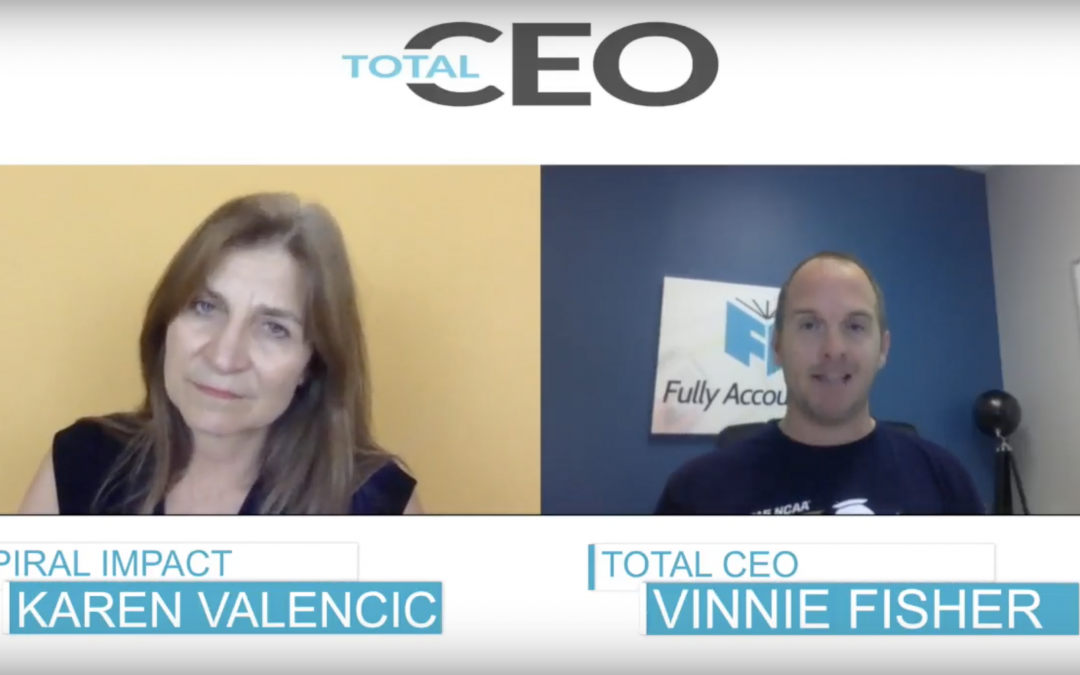 Podcast – The Total CEO with Vinnie Fisher