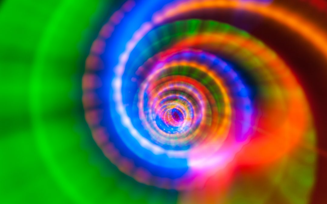 Spirals are powerful – direct yours